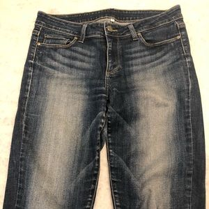 Paige Straight Leg Jeans Size 28